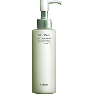 SENSAI - Silky Purifying - Cleansing Milk Step 1