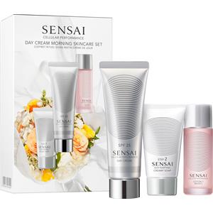 SENSAI - Silky Purifying - Day Cream Morning Skincare Set