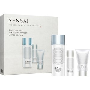 SENSAI - Silky Purifying - Silk Peeling Powder Set