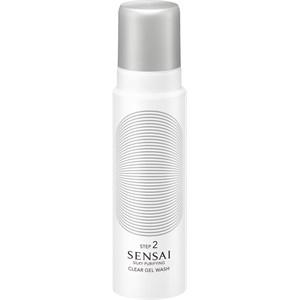 SENSAI - Silky Purifying - Step 2 Clear Gel Wash