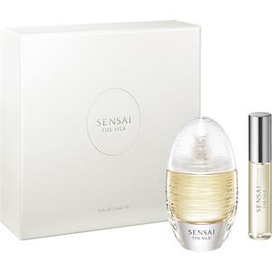 SENSAI Damendüfte The Silk Geschenkset Eau de Toilette Spray 50 ml + Eau de Toilette Spray 15 ml 1 Stk.