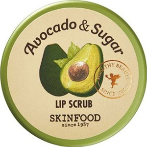 SKINFOOD - Avocado - Sugar Lip Scrub