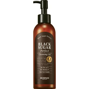SKINFOOD - Black Sugar - Perfect Cleansing Oil