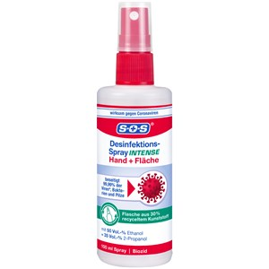 SOS - Desinfektion - Desinfektions-Spray