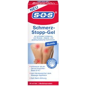 SOS - Schmerz- & Wärmetherapie - Schmerz-Stopp-Gel