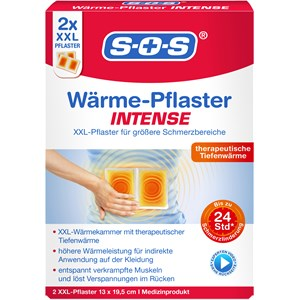 SOS - Schmerz- & Wärmetherapie - Wärme-Pflaster Intense