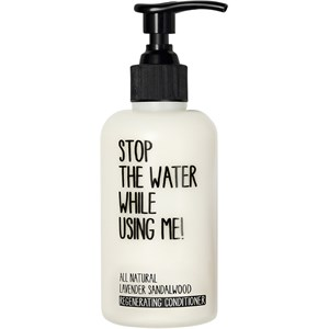 STOP THE WATER WHILE USING ME! - Conditioner - Lavender Sandalwood  Regenerating Conditioner