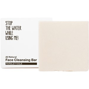 STOP THE WATER WHILE USING ME! - Facial care - Parsley Kale Dace Cleansing Bar