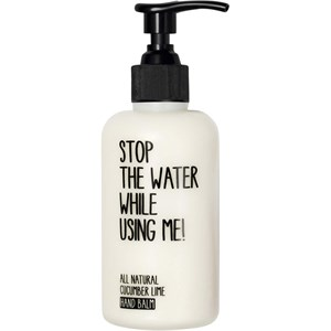 STOP THE WATER WHILE USING ME! - Body care - Cucumber Lime Hand Balm