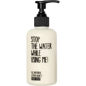 STOP THE WATER WHILE USING ME! - Body care - Lemon Honey Hand Balm