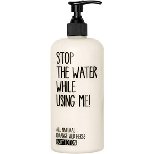 STOP THE WATER WHILE USING ME! - Körperpflege - Orange Wild Herbs Body Lotion