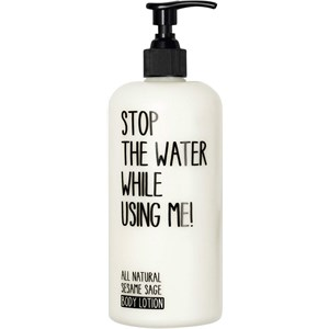 STOP THE WATER WHILE USING ME! - Körperpflege - Sesame Sage Body Lotion