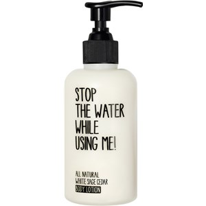 STOP THE WATER WHILE USING ME! - Körperpflege - White Sage Cedar Body Lotion