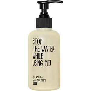 STOP THE WATER WHILE USING ME! - Cleansing - Cucumber Lime Soap