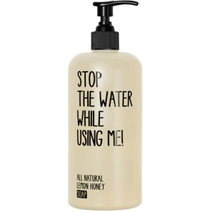 STOP THE WATER WHILE USING ME! - Cleansing - Lemon Honey Soap