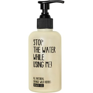 STOP THE WATER WHILE USING ME! - Cleansing - Orange Wild Herbs Shower Gel