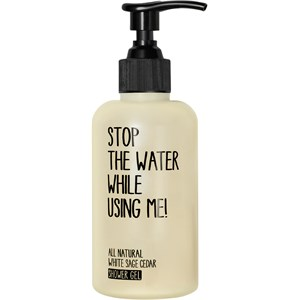 STOP THE WATER WHILE USING ME! - Cleansing - White Sage Cedar Shower Gel