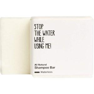 STOP THE WATER WHILE USING ME! - Shampoo - All Natural Waterless Shampoo Bar