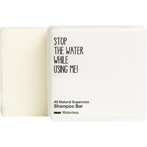STOP THE WATER WHILE USING ME! - Shampoo - All Natural Waterless Supersize Shampoo Bar