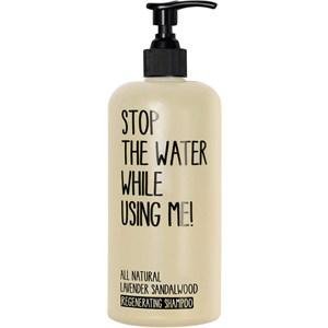 STOP THE WATER WHILE USING ME! - Shampoo - Lavender Sandalwood Regenerating Shampoo