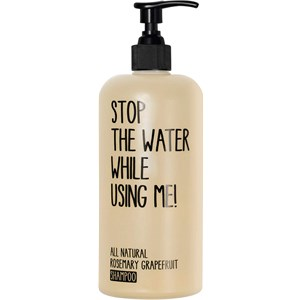 STOP THE WATER WHILE USING ME! - Shampoo - Rosemary Grapefruit Shampoo