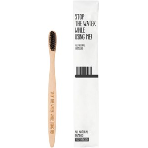 STOP THE WATER WHILE USING ME! - Dental care - Bamboo Toothbrush