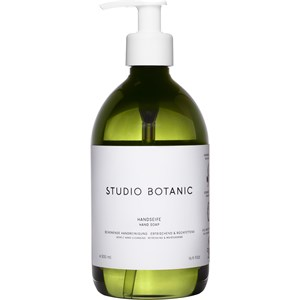 STUDIO BOTANIC - Hand care - Hand soap