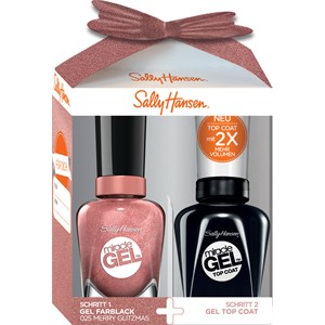 c1e8041d810326 Sally Hansen - Miracle Gel - Vernis à ongles Miracle Gel 14,7 ml + ...