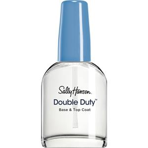 Sally Hansen - Complete Salon Manicure - Double Duty Strengthening Base & Top Coat