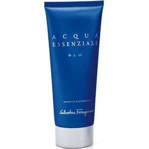 Salvatore Ferragamo - Acqua Essenziale Blu - Shampoo & Shower Gel