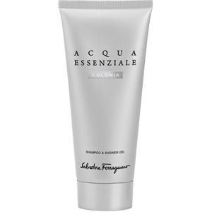 Salvatore Ferragamo - Acqua Essenziale Colonia - Shampoo & Shower Gel