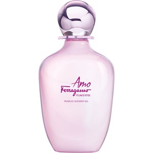 Salvatore Ferragamo - Amo Flowerful - Shower Gel