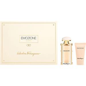 Salvatore Ferragamo Damendüfte Emozione Geschenkset Eau de Parfum Spray 30 ml + Body Lotion 50 ml 1 Stk.