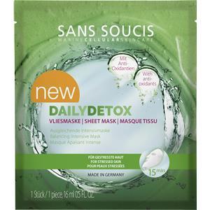 Sans Soucis - Anti-Age - Máscara hidratante Dailydetox