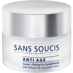 Image of Sans Soucis Pflege Anti-Age Fishing for Compliments 24h Pflege für trockene Haut 50 ml