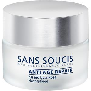 sans-soucis-pflege-anti-age-repair-kissed-by-a-rose-nachtpflege-50-ml