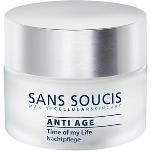 Sans Soucis - Anti-Age - Time of my Life Nachtpflege