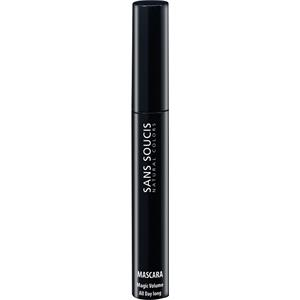 Sans Soucis Make-Up Augen Magic Volumen Mascara Warm Brown 8 g