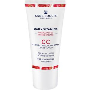 Sans Soucis - Daily Vitamins - Pomegranate LSF20 Anti-Roetungen CC Ceam
