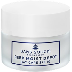 Sans Soucis - Deep Moist Depot - Tagespflege LSF 10