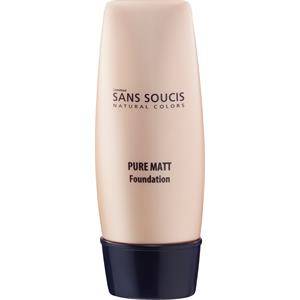 Sans Soucis - Face - Pure Matt Foundation