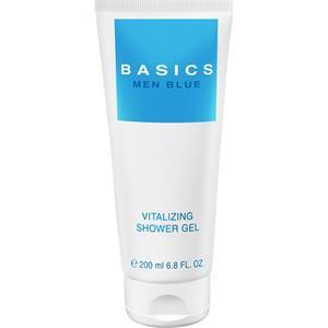 Sans Soucis - Herrendüfte - Basics Men Blue Vitalizing Shower Gel