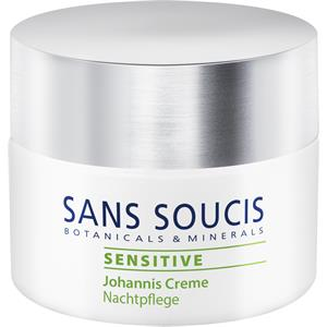 Sans Soucis - Sensitive - Johannis Creme Night Care