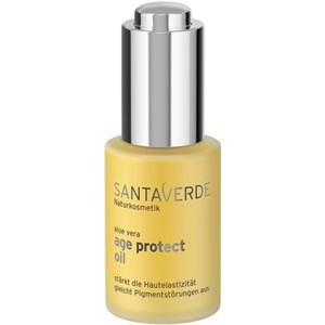 Santaverde - Gesichtspflege - Aloe Vera Oil