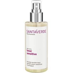 Santaverde - Gesichtspflege - Aloe Vera Toner Sensitive