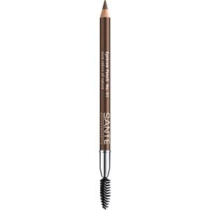 Sante Naturkosmetik - Augen - Eyebrow Pencil