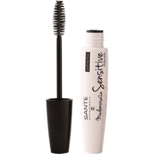 Sante Naturkosmetik - Eyes - Mademoiselle Sensitive Mascara