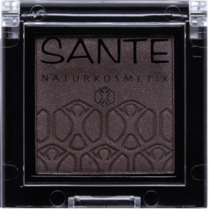 Sante Naturkosmetik - Lidschatten - Eyeshadow Mono Shade
