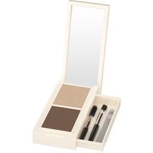 Sante Naturkosmetik - Augenbrauen - Natural Eyebrow Kit