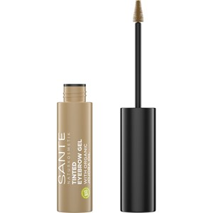 Sante Naturkosmetik - Augenbrauen - Tinted Eyebrow Gel